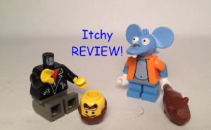 Itchy Review! by WorldwideImage