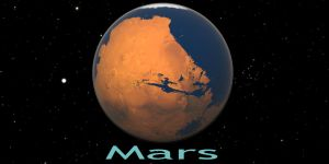 Mars by BelleHades00