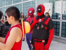 AX2014 - Marvel/DC Gathering: 003 by ARp-Photography