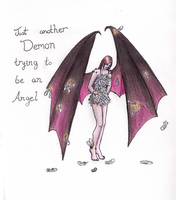 Just another demon by kitt3702