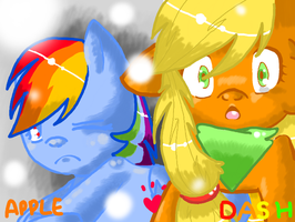 Appledash by Zuckey