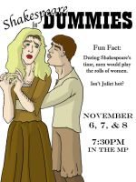 Shakespeare for Dummies by omelets4sqwerls