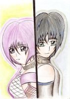 2 different shades of youth by Aerblade