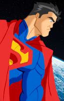 New Superman by Luned13