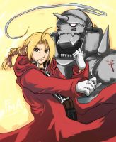 FMA - again by raidenokreuz76