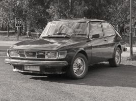 SAAB 99 Turbo by Stahlriven