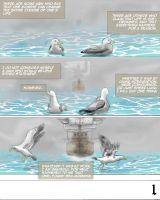Issue 1, Page 1 by Longitudes-Latitudes