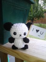 Panda Amigurumi by Love-Who