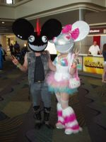 DeadMau5 and Date by eburel506