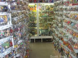 Cool Hobby Shop in Japan by scottfrenz