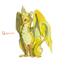 Adoptable comission - Quarrion by TwistyFox