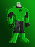 Kilowog by TheScarletMercenary