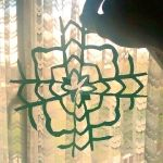 Papercutting: Spider Web by TheElementOfMagic