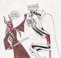 Grievous's Weakness by 13foxywolf666