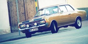 opel rekord by Keischa-Assili