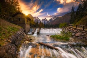 ...laghi di fusine XII... by roblfc1892