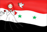 Syria.. don't cry 2 by wardet2ml