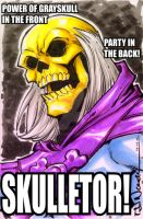 Skulletor by ToddNauck