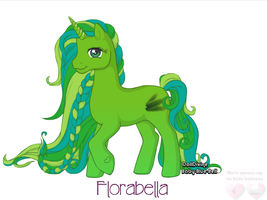Florabella by TheSilentChloey