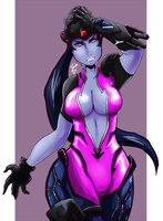 Widowmaker by Ishida1694