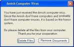 Amish Computer Virus by hosmer23