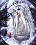 Ice Queen by Melusine-FleurAvalon