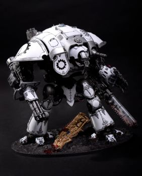 Imperial Knight Ironclad II by Vorbote