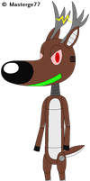 CyDeer the Robot Deer by Masterge77