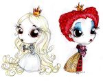 Your Highnesses by rochel-chan