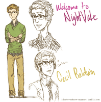 Cecil Baldwin by dontevenknow-anymore
