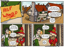 Pigs Ear 7: Help Wanted by CyrilTheWizard