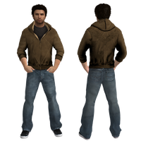 Mesh Mod: Young Alex by drakl0r