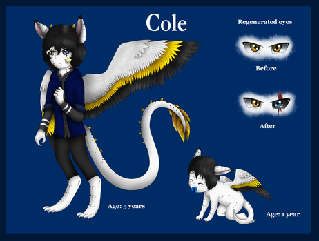 Hell Angel - Cole by AngeI-Spirit