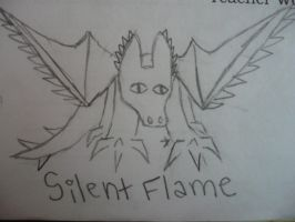 Dragon Type~ Silent Flame!!! by TopazBeats