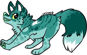 Canine Adoptable :: SOLD by Fictatious