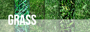 Grass Texture Set by YvelleDesignEye