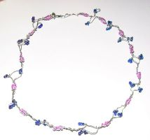 Silver Berry Choker by Willys-Sweetheart