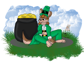 St paddy day 13 by wolfcub