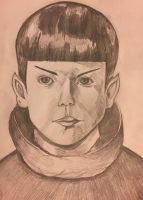 Spock (Child) by ChuckyAndy