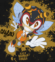 Charmy Bee by BrendanCorris