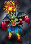 Pissed Off Chimera Mode Activated by GNGTNT105