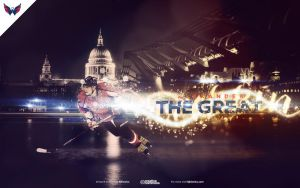Alexander Ovechkin - The Great by D-Ejkiewicz