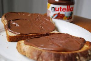 nutella by colourPD