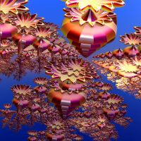 flying flower crystals by Andrea1981G