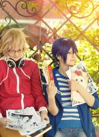 Bakuman: writer and artist by WiseKumagoro