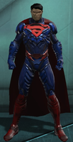 Superman New 52 (DC Universe Online) by Macgyver75