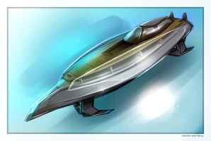 Superyacht WIP2 by Vincent-Montreuil
