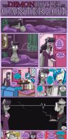 The Demon Butler of Canterlot Page 2 by TheDracoJayProduct