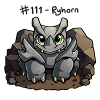 111 - Ryhorn by Electrical-Socket