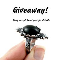 Arthlin ring giveaway by Lincey